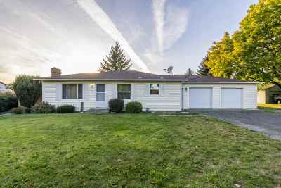 Spokane Single Family Home For Sale: 423 N Conklin Rd