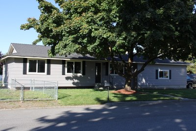 Spokane Valley Single Family Home For Sale: 321 N Mamer Rd