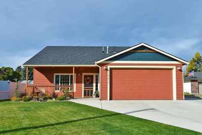Spokane Valley Single Family Home New: 18212 E Riverway Ave