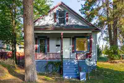 Single Family Home New: 1927 E 15th Ave