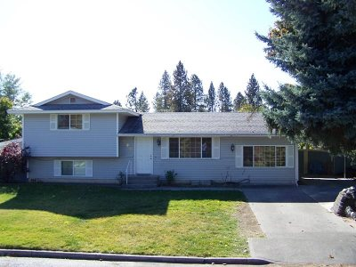 Spokane Single Family Home New: 506 E Kedlin Ave