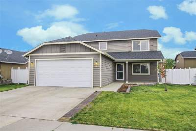 Airway Heights WA Single Family Home New: $235,000
