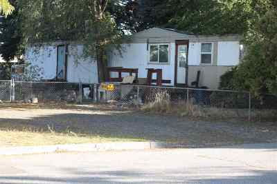 Spokane Single Family Home New: 18909 E Marietta Ave