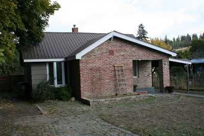 Spokane Single Family Home For Sale: 1914 W 23rd Ave