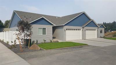 spokane Multi Family Home New: E Fairview