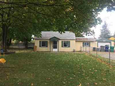 Spokane Valley WA Single Family Home Ctg-Inspection: $100,000