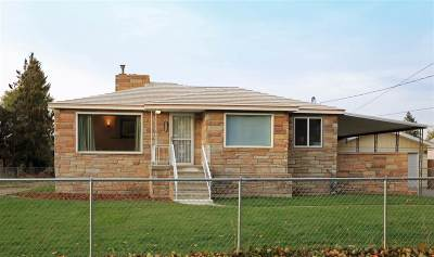 Spokane Valley WA Single Family Home New: $245,000