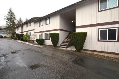 Spokane County Condo/Townhouse For Sale: 3113 E 28th St #3113
