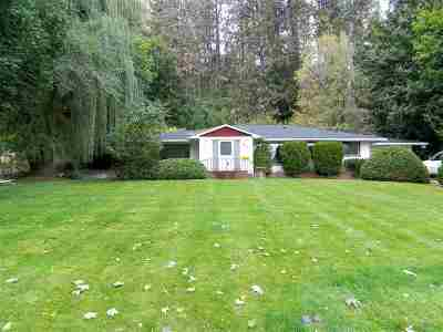 spokane Single Family Home New: 7617 N Country Homes Blvd