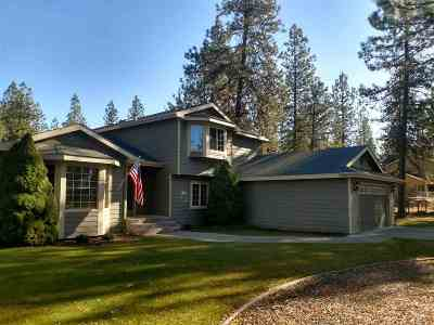 Nine Mile Falls WA Single Family Home New: $314,900