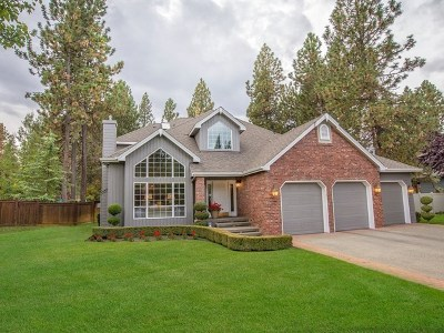 Spokane Single Family Home New: 4324 S Greystone Ln