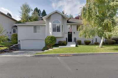 spokane Single Family Home New: 631 W Persimmon Ln