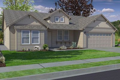 Spokane Valley WA Single Family Home New: $279,990