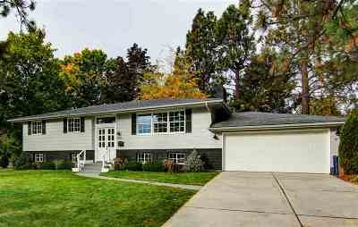 spokane Single Family Home Ctg-Sale Buyers Hm: 4026 S Cook St