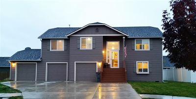Airway Heights WA Single Family Home New: $260,000