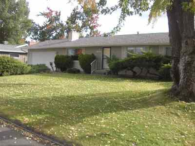 Spokane Valley WA Single Family Home New: $185,000