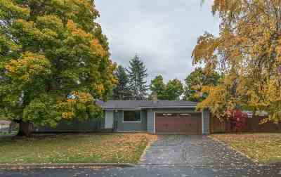 spokane Single Family Home Ctg-Inspection: 8220 N Whitehouse Dr
