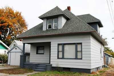 Spokane WA Multi Family Home New: $95,000