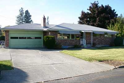 spokane Single Family Home New: 5007 N Bemis St