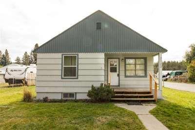 Spokane WA Single Family Home New: $119,950