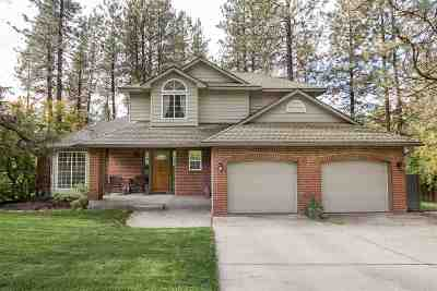 spokane Single Family Home New: 6805 S Tomaker Ln