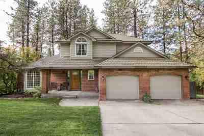 Spokane Single Family Home Chg Price: 6805 S Tomaker Ln