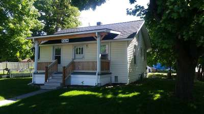 Spokane WA Single Family Home New: $105,900