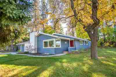 spokane Single Family Home New: 11720 E 18th Ave
