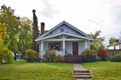Spokane WA Single Family Home New: $154,995