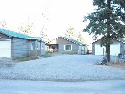 Spokane County, Stevens County Single Family Home Ctg-Inspection: 3804 Deer Ln