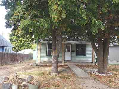 Spokane WA Single Family Home New: $64,000
