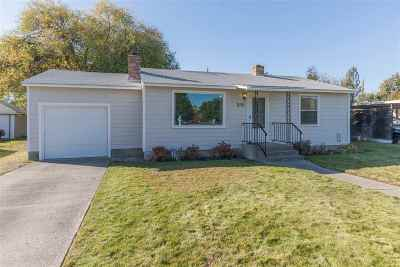 Spokane Valley WA Single Family Home New: $159,000