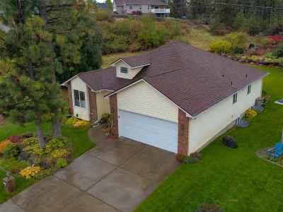 Spokane WA Single Family Home New: $319,900