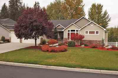 Spokane Single Family Home New: 2904 W Payton Ln