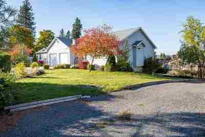 Spokane, Spokane Valley Single Family Home For Sale: 10511 E 8th Ave
