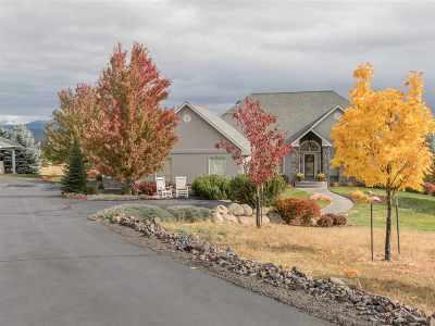 Colbert Single Family Home New: 21218 N Saddle Mountain Ln