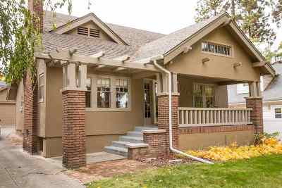 Spokane WA Single Family Home New: $375,000