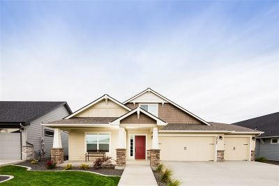 Single Family Home For Sale: 1716 S Ridgetop Dr