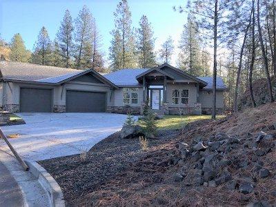 Spokane, Spokane Valley Single Family Home For Sale: 3845 W Osage Way
