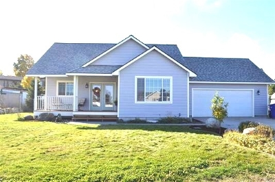 Spokane Valley Single Family Home Chg Price: 14310 E 10th Ave