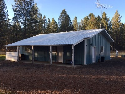Spokane County, Stevens County Single Family Home Ctg-Other: 16211 E Frideger Rd