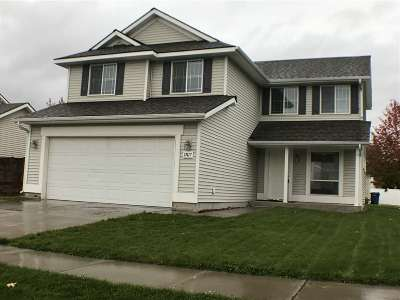 Spokane Valley Single Family Home For Sale: 17417 E Indiana Ave