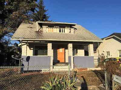 Single Family Home New: 4605 N Lincoln St