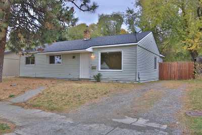 Spokane WA Single Family Home New: $150,000
