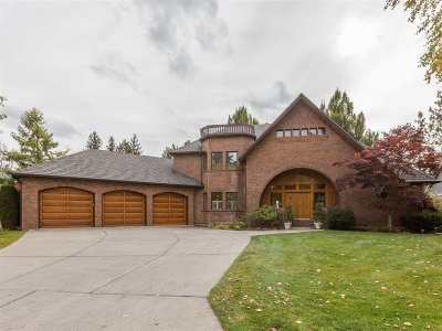 Spokane Single Family Home For Sale: 1704 E South Ridge Dr