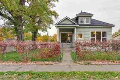 Spokane WA Single Family Home New: $179,990