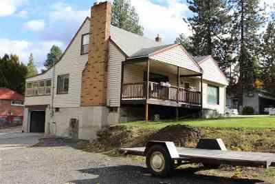 Spokane WA Single Family Home New: $289,900