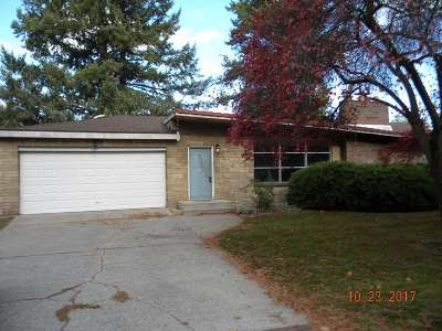 Spokane Valley Single Family Home For Sale: 4615 E 8th Ave