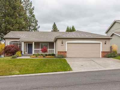 Spokane Single Family Home For Sale: 4107 S Tenfel Ln