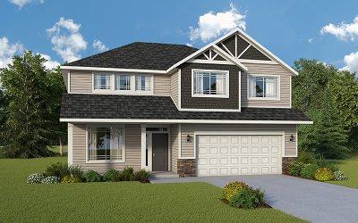Spokane County, Stevens County Single Family Home For Sale: 7707 E Garnet Ln